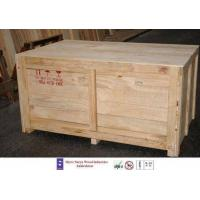 Buy cheap Pine Wooden Box product