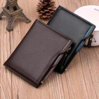 Buy cheap New type PU leather mens' purse with driving license holder from wholesalers