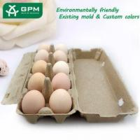 Buy cheap Colored Pulp Egg Cartons from wholesalers