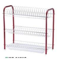 Buy cheap Tier Dish Rack 3 Tier Kitchen Dish Drainer from wholesalers
