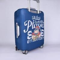 Buy cheap Customized Cheap Fabric Spandex Stretch Suitcase Protective Luggage Cover product
