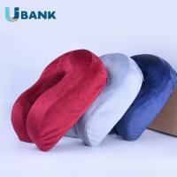 Buy cheap Factory Wholesale Memory Foam Car Support Neck Pillow from wholesalers