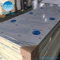 Buy cheap Cold Room Panel Freezer Room PU Sandwich Panels from wholesalers