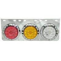Buy cheap LED Tail Lamp 5802 ZF-312 / 24V ECE from wholesalers