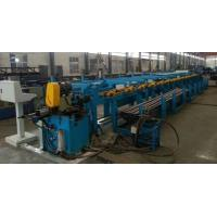 Buy cheap Machining Oval Tube Shaping and Tube End Beveling Production Line from wholesalers