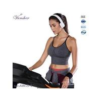 Buy cheap Sport bra Top quality high impact racerback custom sports yoga bra from wholesalers