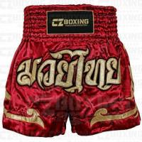 Buy cheap MuayThaiBoxingShorts Custom Muay Thai Shorts Art No:-CZB-2702 from wholesalers
