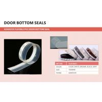 Buy cheap ADHESIVE FLEXIBLE PVC DOOR BOTTOM SEAL / YLH10031 from wholesalers