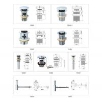 Buy cheap ShowerFitting POP-UP Waste from wholesalers