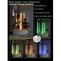 Buy cheap water bubble tube platform for children playing from wholesalers