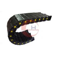 Buy cheap Cable Chain Fully Enclosed Engineering Plastic Cable Drag Chain from wholesalers