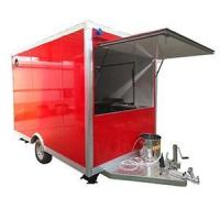 Buy cheap Food Cart Hot selling Food Trucks Mobile Food Trailer Mini Truck Food from wholesalers