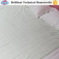 Buy cheap wholesale high quality bamboo fiber hotel waterproof sheet protector from wholesalers