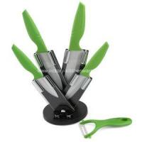 Buy cheap Ceramic knife with one holder from wholesalers