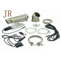 Buy cheap 3 Inch Sliver Valve Controlled Exhaust SystemsExhaust Cutout Kit Easy Operation from wholesalers