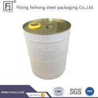 Buy cheap 18L Tight Head Steel Drum from wholesalers