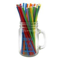Buy cheap Wide Paper Drinking Straws 6mm Large Jumbo Paper Straws for Tea And Coffee from wholesalers