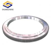 Buy cheap Single Row Cross Roller Slewing Ring Bearing For Crane from wholesalers