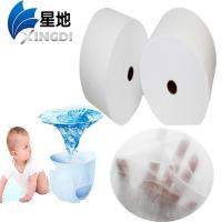 Buy cheap Spun Bonded Non Woven Fabric for Baby Diaper from wholesalers