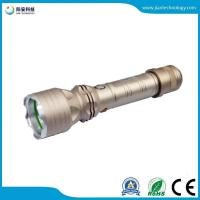 Buy cheap JFF22 powerful rechargeable focus military army led torch light from wholesalers