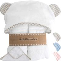 Buy cheap Hooded Baby Towel Washcloth Set from wholesalers