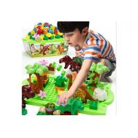 Buy cheap Jurassic Park Series Assembling Building Blocks Children's DIY Early Learning Educational Toys from wholesalers