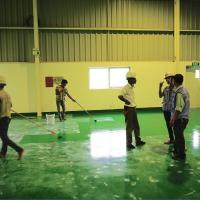 Buy cheap Floor Paint Products Anti-Static Self-Leveling Epoxy Paint for Industrial Floor Coating from wholesalers