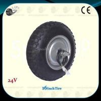 Buy cheap 16Inch Brushless Gearless Wheel Hub Motor,2DY-G from wholesalers