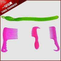 Buy cheap The pony horse horse stables clean plastic comb comb cleaning harness horse from wholesalers