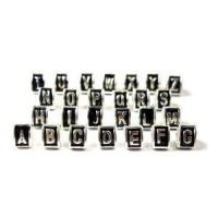 Buy cheap Alphabet Letter Beads from wholesalers