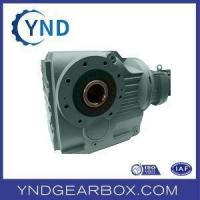 Buy cheap Parallel Shaft Hollow Shaft Helical Gearbox from wholesalers