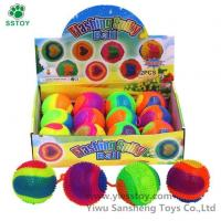 Buy cheap Flashing Spiky Bouncing Ball from wholesalers