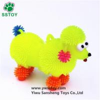 Buy cheap YOYO Poodle Flashing Toy Puffer Ball from wholesalers