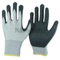 Buy cheap NMSAFETY cotton & nylon mixed liner nitrile coated working gloves from wholesalers