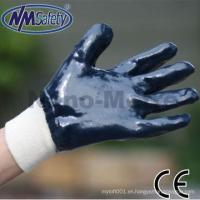 Buy cheap NMSAFETY oil resistant nitrile glove Heavy duty NBR working glove high quality from wholesalers