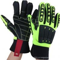 Buy cheap NMSAFETY winter impact resistant sports hand gloves from wholesalers