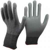 Buy cheap NMSAFETY nitrile cut resistance gloves coated grey micro-foam liner palm work glove en388 from wholesalers