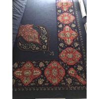 Buy cheap Arab Men Attire Black And Red Shemagh Scarf from wholesalers