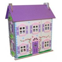 Buy cheap Toy Wooden Doll House from wholesalers