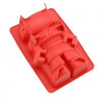 Buy cheap Robot Silicone Mold Ice Cube Tray Candy Mold from wholesalers