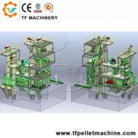 Buy cheap Pellet Line Cattle Chicken Feed Pellet Production Line from wholesalers