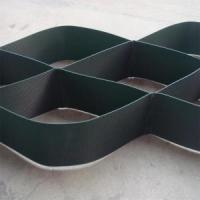 Buy cheap Textured HDPE perforated Geocell for slope protection from wholesalers