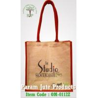 Buy cheap Jute Promotional Bags 0112Z from wholesalers