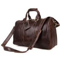 Buy cheap Leather Hand Luggage Bags from wholesalers