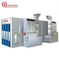 Buy cheap Large Equipment Paint Booth from wholesalers