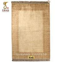 Buy cheap Plain Silk Rugs from wholesalers
