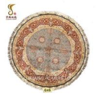 Buy cheap Traditional Hand Knotted Silk Rugs from wholesalers