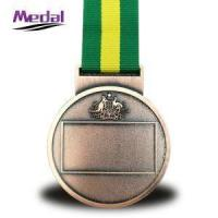 Buy cheap Die Casting Blank Trophy Medal from wholesalers
