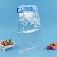 Buy cheap Clear Plastic Gift Bag from wholesalers