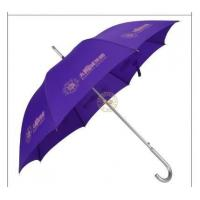 Buy cheap Men's Business Black Straight Umbrellas from wholesalers